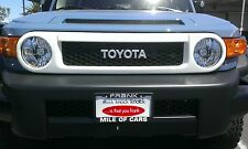 Toyota FJ Cruiser Trail Teams Ultimate Edition White Grill - OEM NEW!