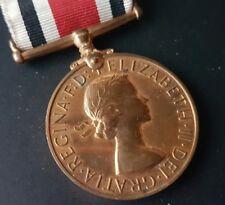 A Police Special Constabulary Faithful Service Medal, Bronze. Elizabeth II