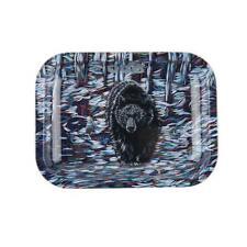 OCB Small Mini Metal Rolling Tray NEW Bear Print Wild Life Durable RYO Durable