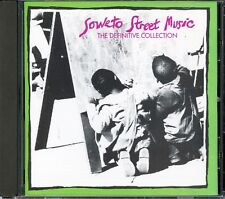 V/A SOWETO STREET MUSIC The Definitive Collection 1987 Japan 21tk CD Africa/MINT