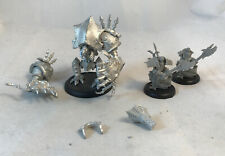 Warmachine Cryx Deathjack INCOMPLETE Metal Character Helljack Lot