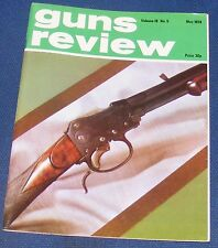 GUNS REVIEW MAGAZINE MAY 1978 - GETTING TO GRIPS WITH AN LP53