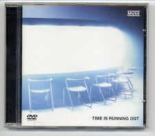 Muse DVD-Single Time Is Running Out - Benelux - 482.2021.172