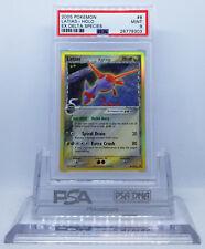 Pokemon EX DELTA SPECIES LATIAS #8/113 RARE HOLO FOIL CARD PSA 9 MINT #*