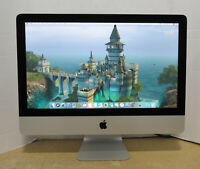 "Apple iMac A1418 21.5"" 2.9GHz Core i5-4570S 8GB RAM 1TB SSD OS 10.14.6 Late 2013"