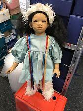 Annette Himstedt Doll Kima 70 Cm. Pot Condition
