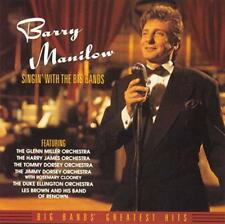 BARRY MANILOW - Singin' with the Big Bands (CD 1994) USA Import MINT singing