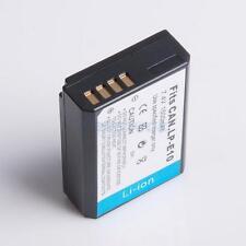 1500mAh LP-E10 LPE10 Battery for Canon Rebel T3 EOS 1100D Kiss X50