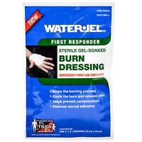 WaterJel Burn Dressing #0404-60 4 X 4 size Each