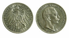 pcc1865) PRUSSIA - Guglielmo II (1888-1918) - 3 Marchi 1910 A