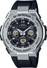 Casio G-Shock GST-S310-1A G-Steel Watch
