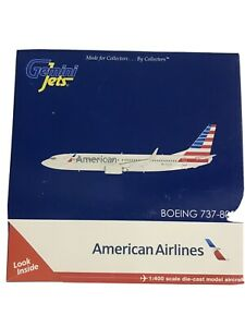 Gemini Jets American B737-800 REG#N971AN 1:400 ( NEW )