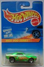 1996 Hot Wheels ~MOD BOD~ '67 Camaro 4/4 (5 Spoke Hub Wheels)