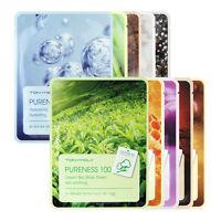 [TONYMOLY] Pureness 100 Mask Sheet (21ml x 5sheets) - Korea Cosmetic