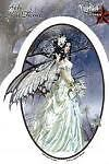Mist Bride edgy fairy sticker decal weather resistant