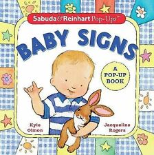 Baby Signs OLMON, Rogers new  new hardbacktrackable freepost