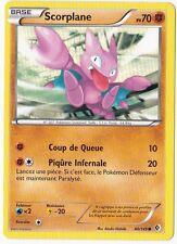 Scorplane - N&B:Frontieres Franchies - 80/149 - Carte Pokemon Neuve Française