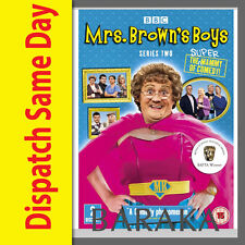 MAMMY OF COMEDY MRS BROWNS BOYS Brown's Boy - BBC TV SERIES Season 2 DVD