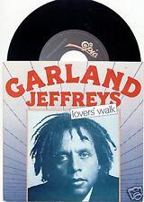GARLAND JEFFREYS Lover's Walk 45/DUTCH/PIC