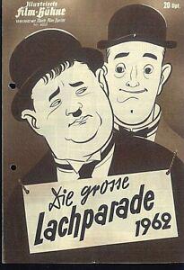 "IFB Illustré Film Étape No. 6035 "" La Grand Lachparade 1962 """
