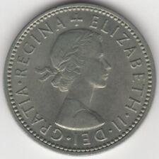 1959 Elizabeth II Scottish One Shilling | Key Date | Pennies2Pounds
