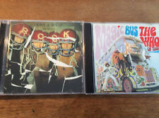 The Who [2 CD ALBUM] odds & Sods (remastered) + MAGIC BUS-The Who on Tour