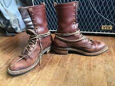 Drew's Boots Cascade Packer 10EE