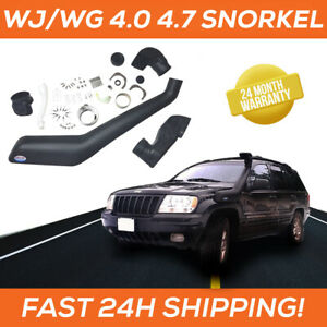 Snorkel / Schnorchel for Jeep Grand Cherokee WJ 4.0 4.7 V8 Raised Air Intake