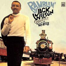 Jack Wilson RAMBLIN' FEATURING ROY AYERS