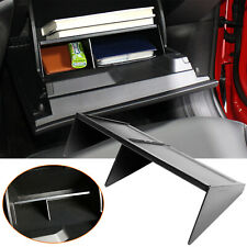 For Jeep Renegade 2015-2018 2019 2020 Co-pilot Glove Box Storage Insert Divider