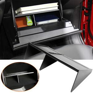 For Jeep Renegade 2015-2018 2019 2020 Co-pilot Glove Box Storage Insert Divider