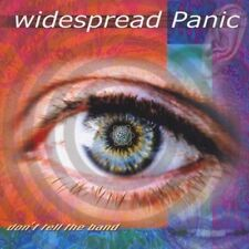 Don't Tell The Band 5050159008728 by Widespread Panic CD
