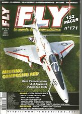 FLY N°171 EXTRA 300 GRAUPNER / PIPER J3-61 / EPSILON STAUFENBIEL / PITTS PYTHON