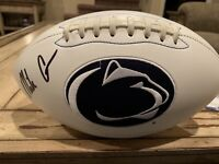 Mike Gesicki Autographed/Signed Football Beckett COA Penn State Nittany Lions