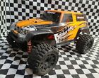 Traxxas Telluride 4x4 1/10 Scale Brushless RC Truck.