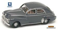 Peugeot 203 Berline 1953 Gris anthracite - Brekina - Echelle 1/87 (ho)