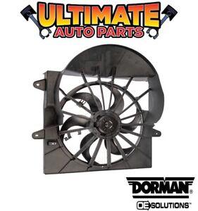 Radiator Cooling Fan (6.1L V8) for 06-08 Jeep Grand Cherokee SRT8