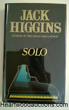 SOLO by Jack Higgins FIRST