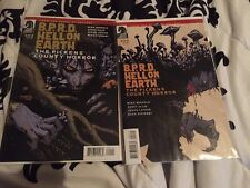 Dark Horse BPRD B.P.R.D. HELL ON EARTH: PICKENS COUNTY HORROR #1, 2 Mignola