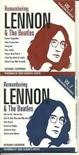 HOMMAGE A JOHN LENNON & THE BEATLES / 2 CD - IMAGINE, HEY JUDE, GET BACK, TWIST