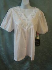 Vintage Vanity Fair Size Large BLENDAIRE Sleep Shirt NWT Pale Pink