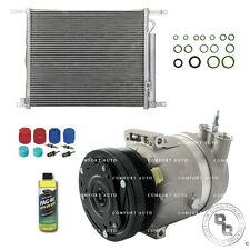 New AC A/C Compressor KIT Fits: 2009 - 2011 Chevrolet Aveo / Aveo 5 L4 1.6L ONLY