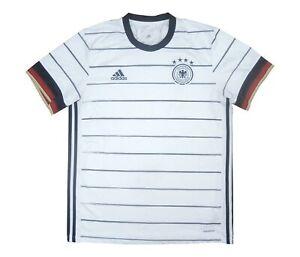 Germany 2020-21 Original Home Shirt (Very Good) L Soccer Jersey