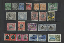 BRITISH COLONIES-UGANDA-OLDER-KINGS-MIXED PERIODS-MANY BETTER--#1000