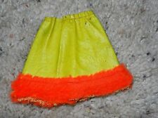 1969 Vintage Original Barbie #1477 Hooray For Leather Skirt