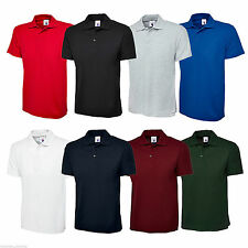 Uneek Polycotton T-Shirts for Men