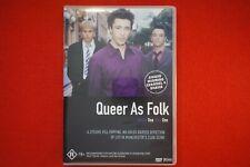 Queer As Folk Series 1 Part 1 - DVD - Free Postage !!