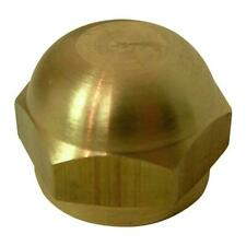 New ListingHighcraft Flare End Cap Pipe Fitting; O.D. Connection; Brass