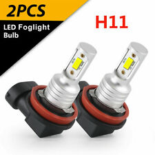 Led Headlight Conversion Kit H11 H8 H16 6000k White Fog Light Bulbs Bright Lamps