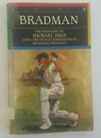 Bradman The Biography by Michael Page
